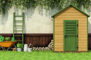 Read more about the article How To Position A Garden Shed